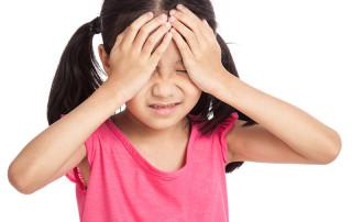 Migraine, Headache, Head Pain, Children, Kids