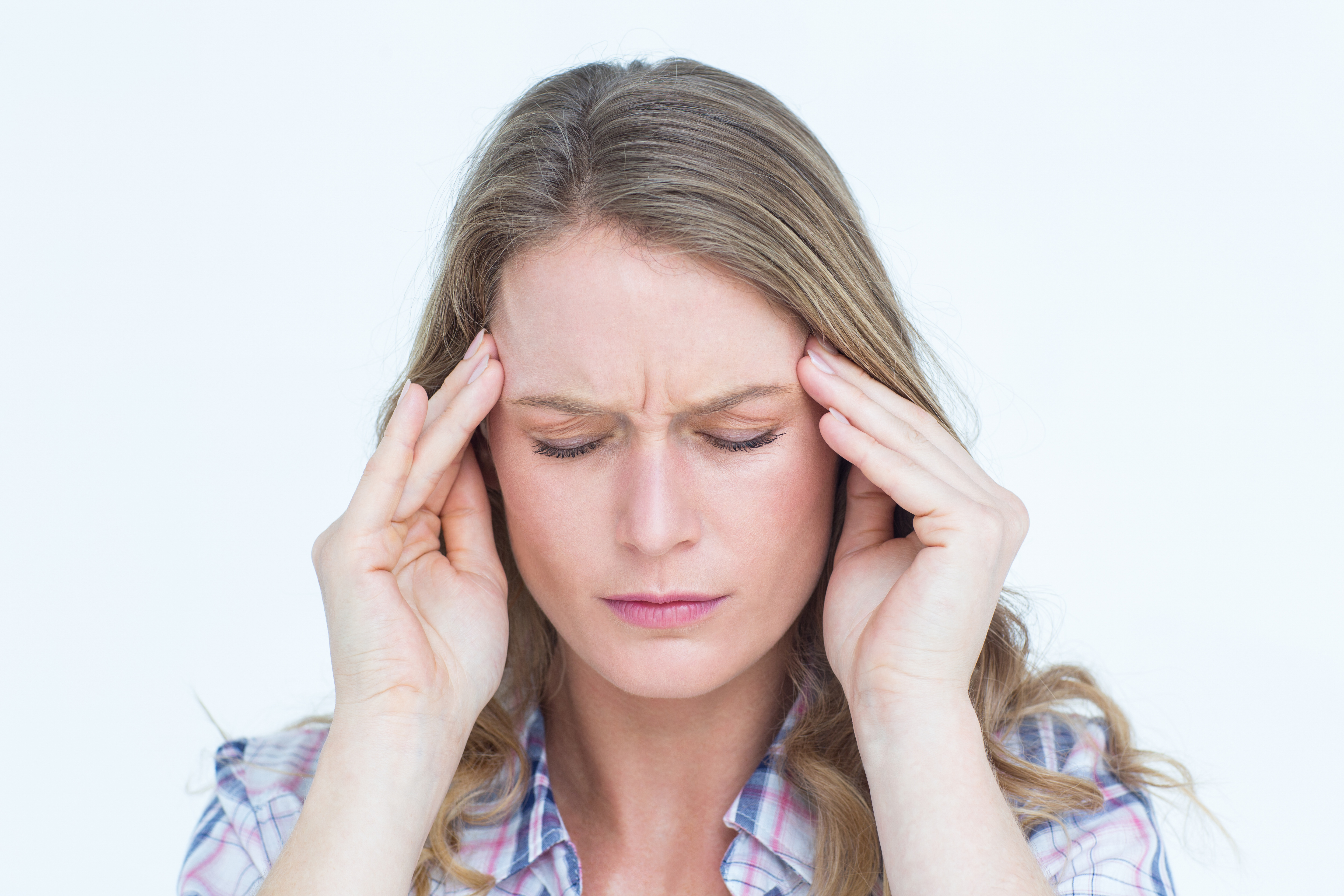 Tension Headaches? All Natural Relief Is Available! – Upper